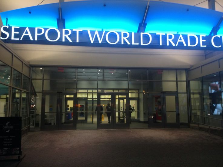 Seaport World Trade Center