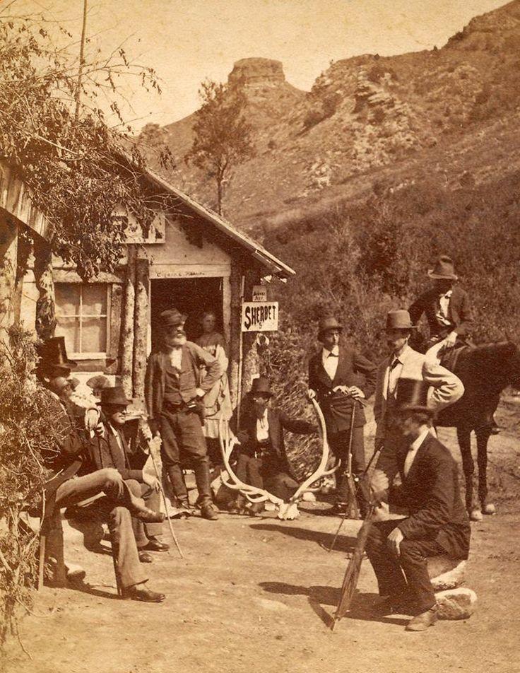 Bakery ~ Manitou Springs Colorado ~ 1877