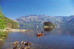 """Ecosse - Court séjour """"Loch Lomond & Trossachs"""""""