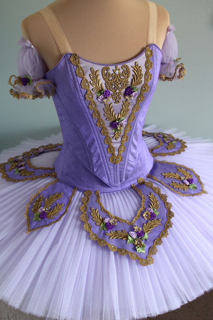 Lilac Fairy, DQ DESIGNS tutus and more. Just about the loveliest thing ever!