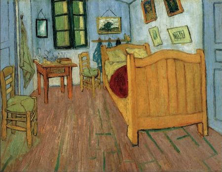 25 best ideas about bedroom in arles on pinterest van gogh bedroom paintin - La chambre a coucher van gogh ...