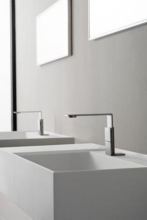 17 meilleures id es propos de lavabo inox sur pinterest for Marque robinetterie italienne