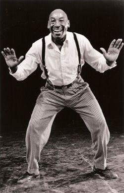 Frankie Manning - considered one of the founding fathers of the Lindy