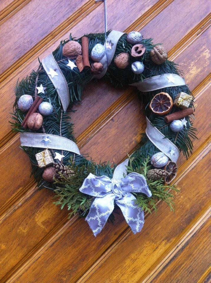 Christmas Decoration, Advent wreath