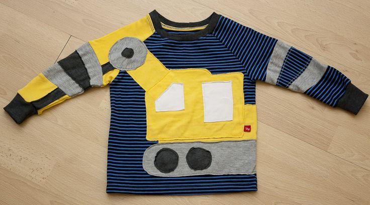 bagger shirt front