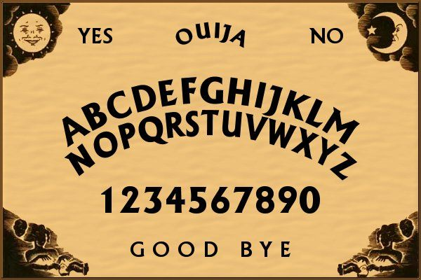 make your own ouija board  | Now keeping in mind what I have just stated.... let's get started.....