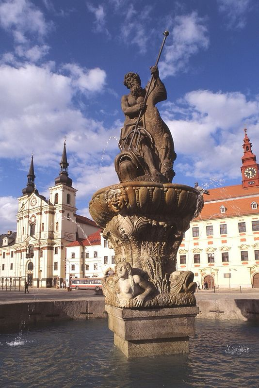 Jihlava (Bohemian-Moravian Highland), Czechia