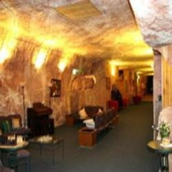 Lounge, Comfort Inn. Coober Pedy. South Australia
