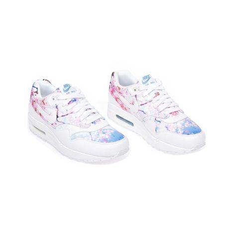 Αθλητικά παπούτσια NIKE AIR MAX 1 PRINT άσπρα (1137046) | Factory Outlet