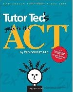 Best ACT Prep Book Tutor Ted