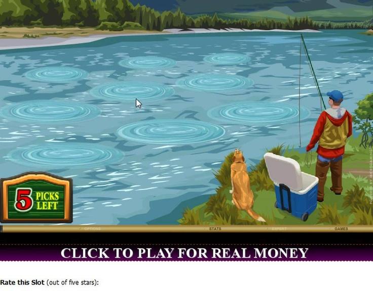 Alaskan Fishing - Online Slot