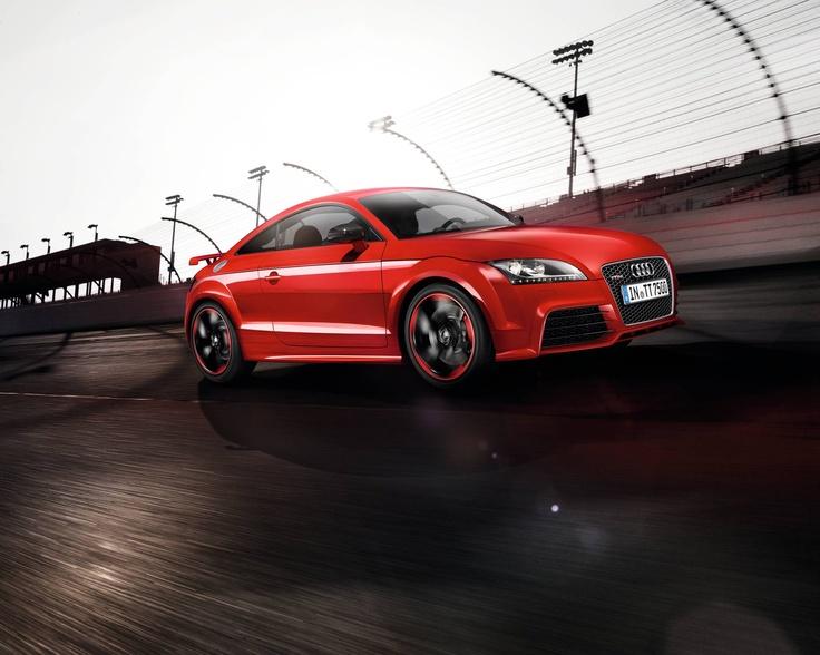 Race away! #AudiRS TT