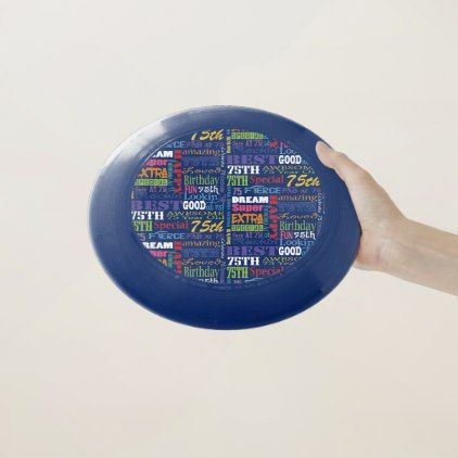 Unique And Special 75th Birthday Party Gifts Wham-O Frisbee - fun gifts funny diy customize personal