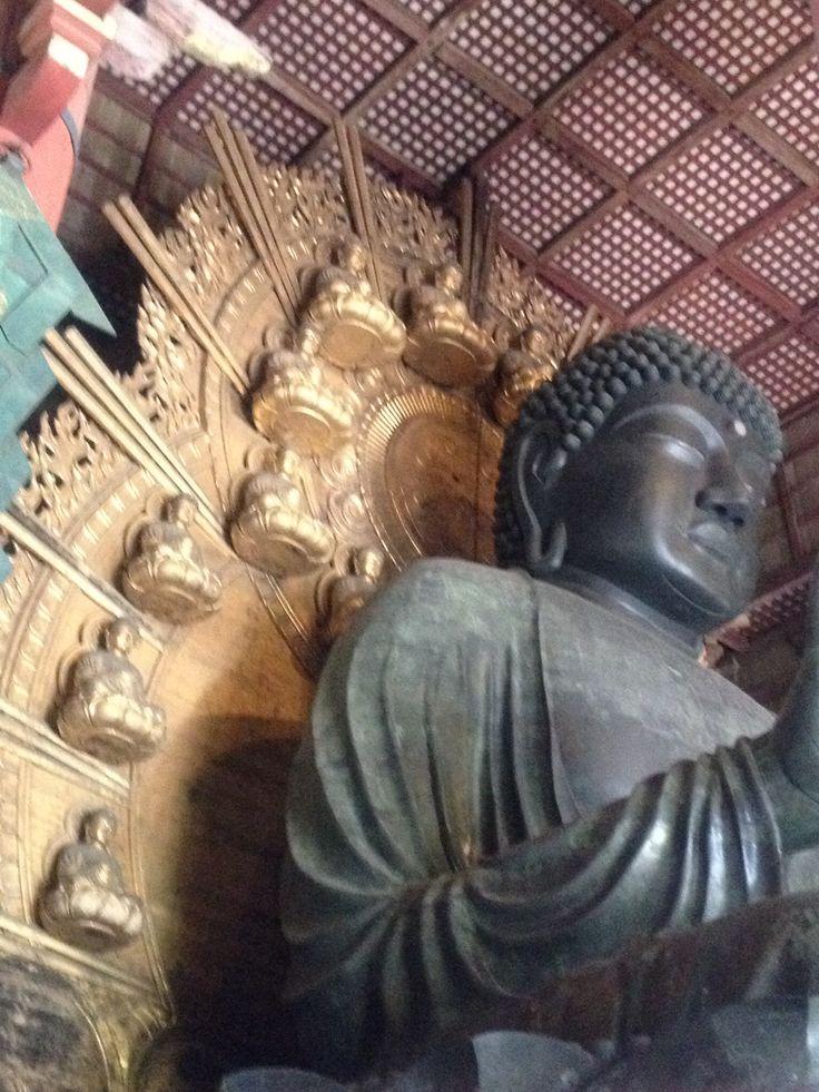 Todaiji東大寺、Nara 奈良