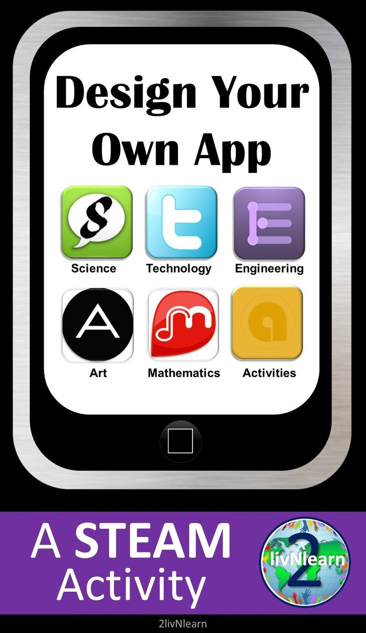 Get your kids engaged in STEAM and build 21st Century Skills with this Design Your Own App Activity. Included are sheets for brainstorming an app of your own, writing a description and drawing a screenshot! Your students will love connecting their creative writing with this real life application! In this activity the sky's the limit! If students can imagine it, they can design it!