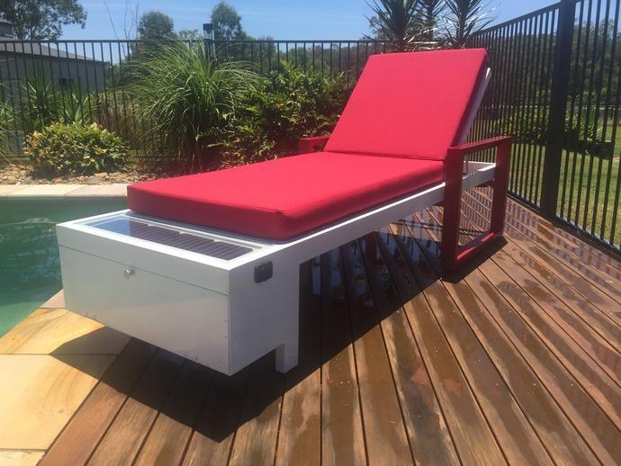 Solar Sun Lounge Style 2