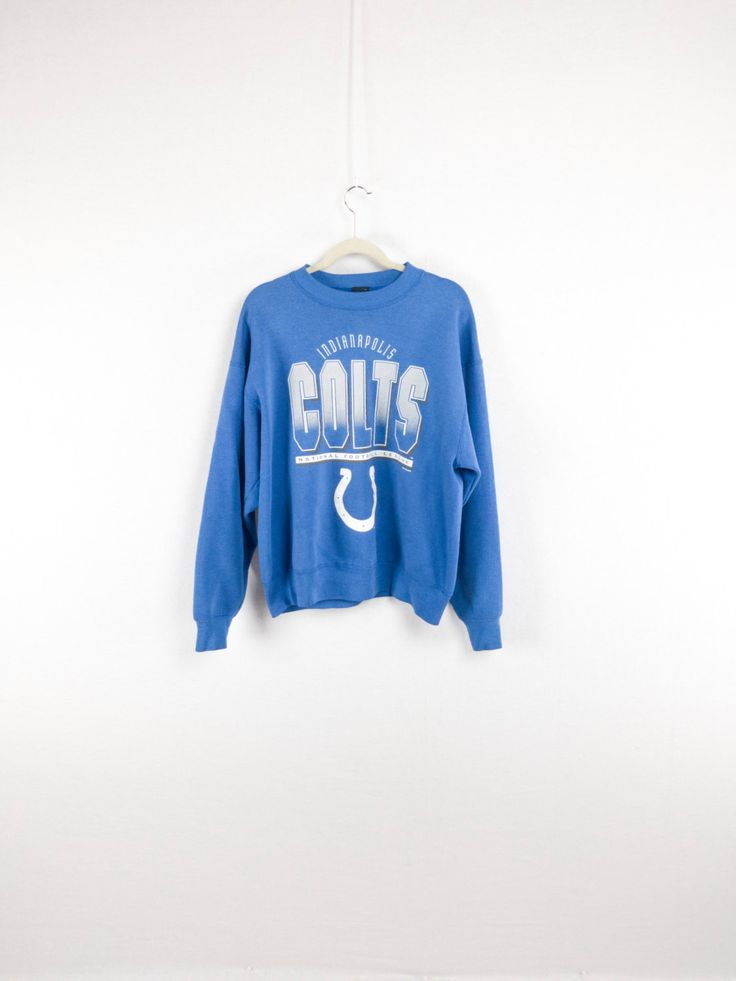 Indianapolis Colts 90's NFL Sweatshirt