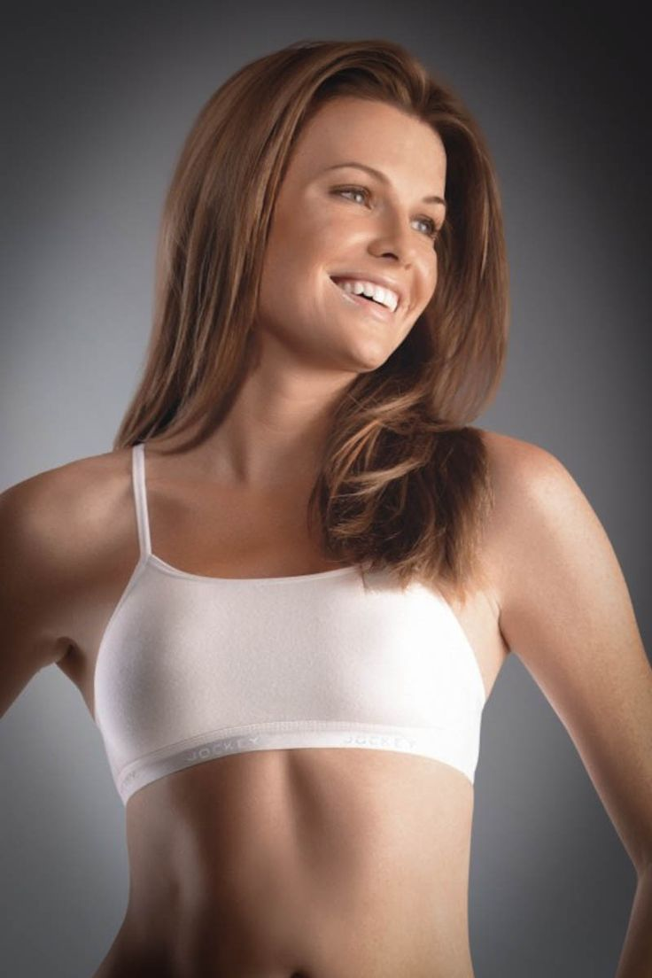 Jockey Soft Cotton Beginner Bra | Under Fashions Bras ...
