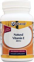 Vitacost Natural Vitamin E