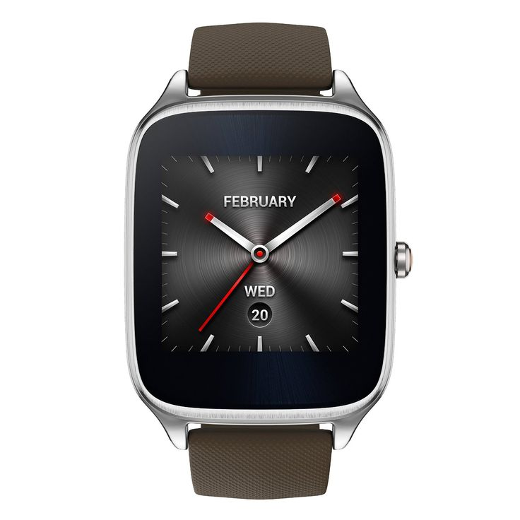 """ASUS ZenWatch 2 Android Wear Smartwatch - 1.63"""" - Which Cellular - Buy the best cellular phones"""