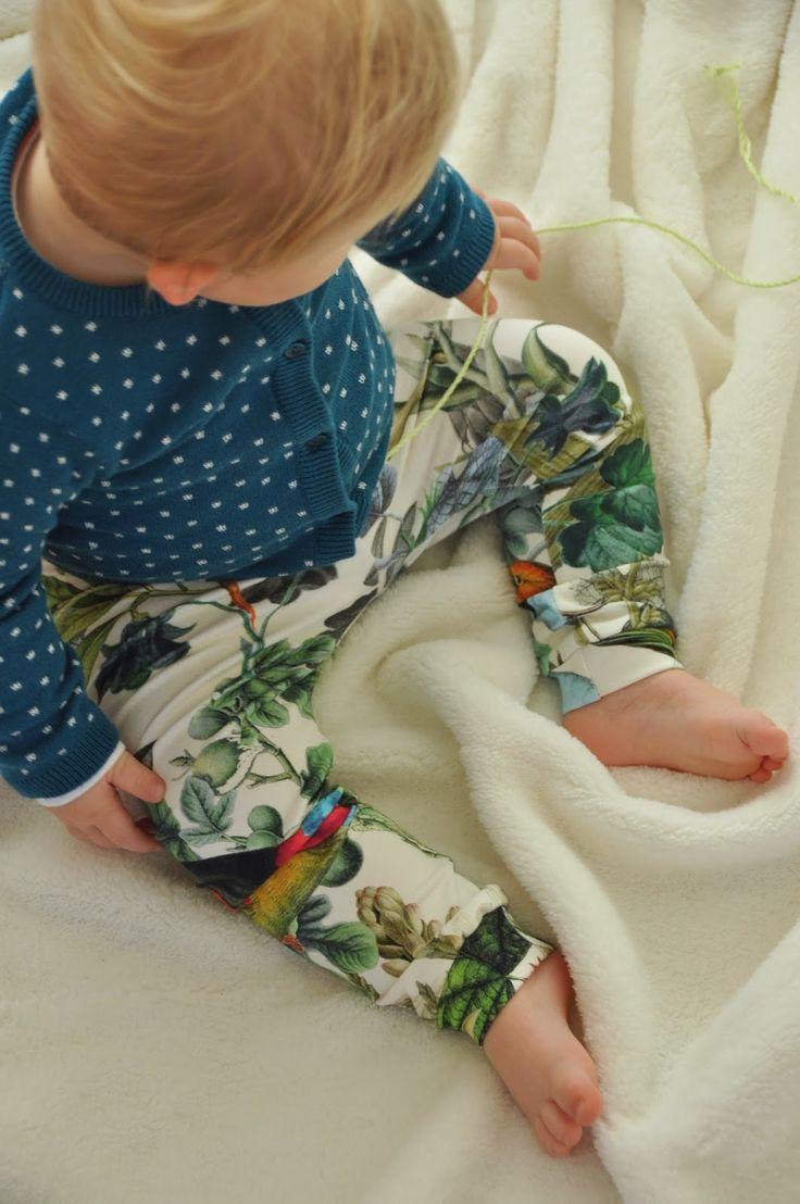 Babylegging  maat 50-80                Patroon  (klik op bovenstaand woord om de link te openen)      Werkwijze   OPTIE 1 legging met boord...