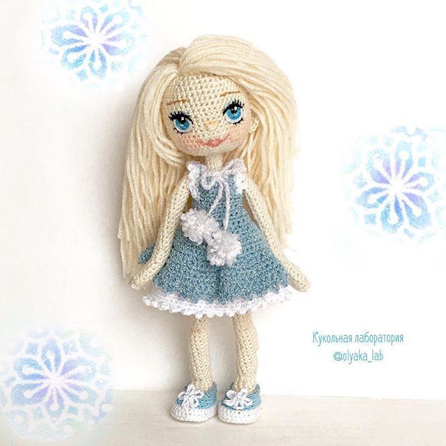 Куколка Снежинка Я и льдинка и снежинка, Ведь зимой я родилась, Снег засыпал все тропинки И танцует вьюга вальс... ✔️дом нашла 🏡 #зима#winter #кукольнаялабораторияоля_ка#olyaka_lab #crochetdoll#handmadedoll#dollmaker#artdoll#интерьернаякукла#princess#weamiguru#instacrochet#lilworld#ямама#авторскаякукла#вяжутнетолькобабушки#ярмаркамастеров#кукларучнойработы#кукла#kukla#amigurumidoll#amigurumi#villy_vanilly_shop#ям#дляинтерьера#mysolutionforlife#дом#любимыекуклы#lovedoll#toys_gallery
