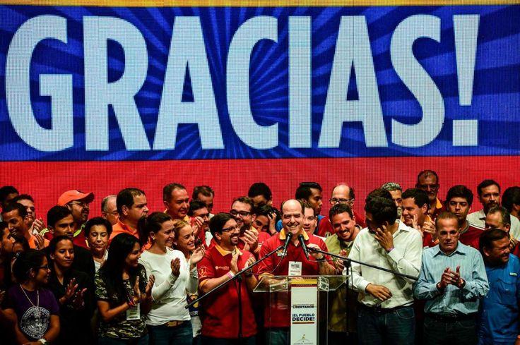 L'opposition vénézuélienne a appelé à une grève de 48 heures, mercredi et jeudi prochains contre le président Nicolas Maduro et son projet de modifier la Constitution