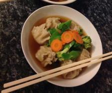 Recipe Pork Dumplings | Thermomix #Gluten Free Recipe Competition