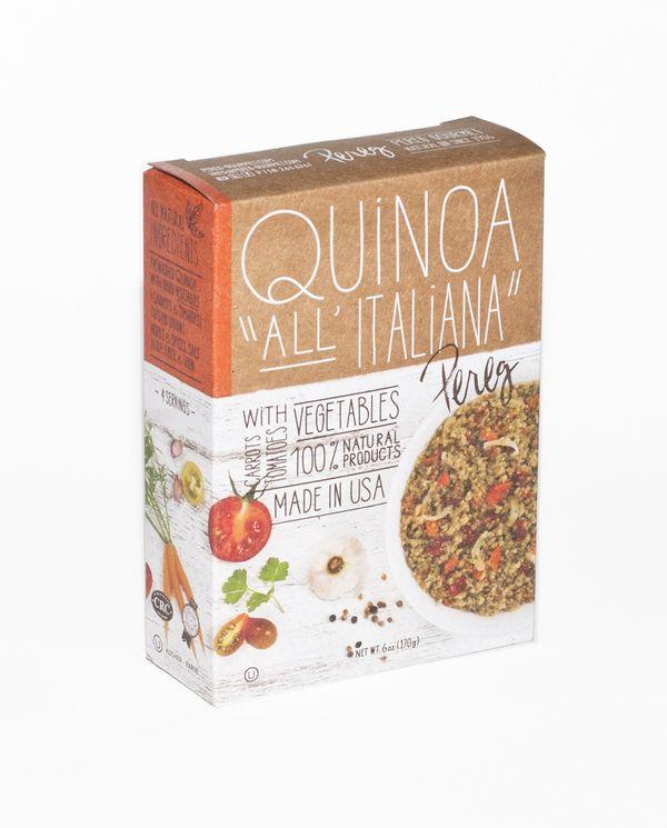 Squat Design Pereg Gourmet Natural Foods Quinoa Rice Couscous cool packaging typography _001