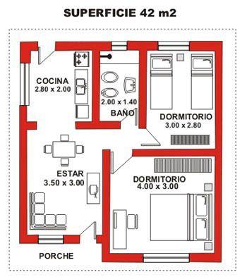 M s de 25 ideas fant sticas sobre casas prefabricadas for Ver plano de casa economica