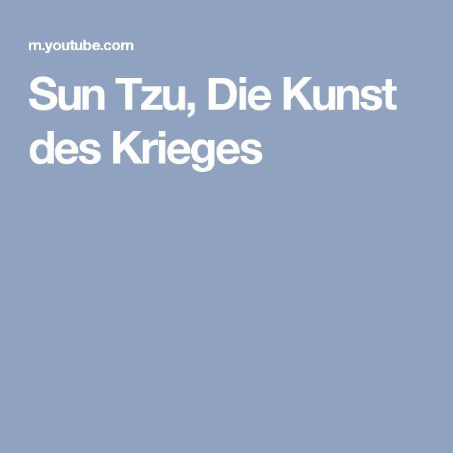 Sun  Tzu, Die Kunst des Krieges