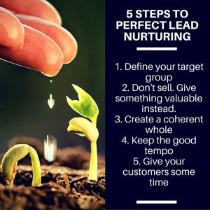 Mobile Marketing Automation | 5 steps to perfect Lead Nurturing  #CRM #CRMforMobile #Mobile #Marketing #Automation #LeadNurturing