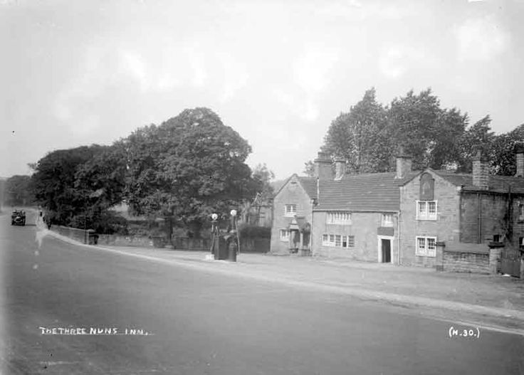 Three Nuns, Leeds Road, Huddersfield, 1910