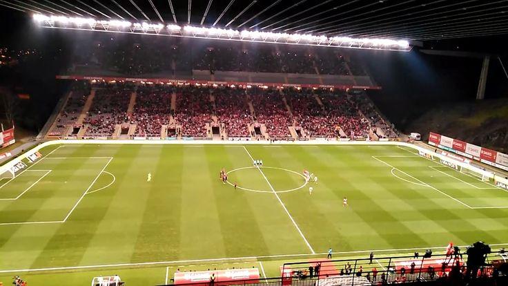 SC Braga Vs Benfica   Inicio do jogo