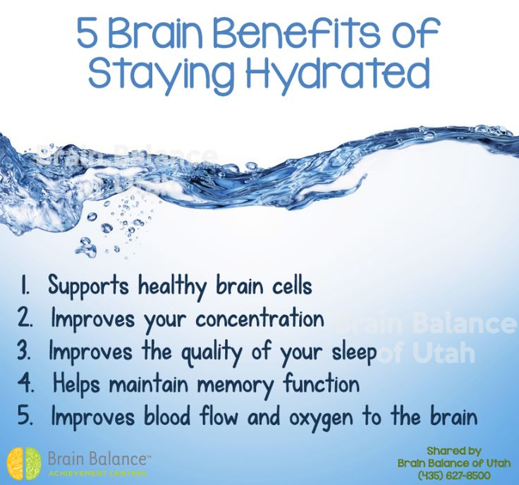 5 #Brain #Benefits of Staying #Hydrated 1. Supports #healthy #braincells 2. Improves your #concentration 3. Improves the #quality of your #sleep 4. Helps maintain #memory #function 5. Improves #blood flow and #oxygen to the brain. #water #drinkwater #stayhydrated #summer #hot #heat #Utah #brainbalance #addressthecause