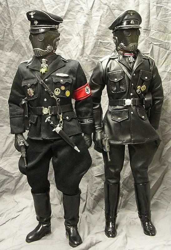 Nazi Kroenen Bash - OSW: One Sixth Warrior Forum