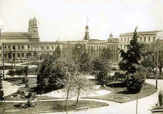 Plaza Brasil 1938