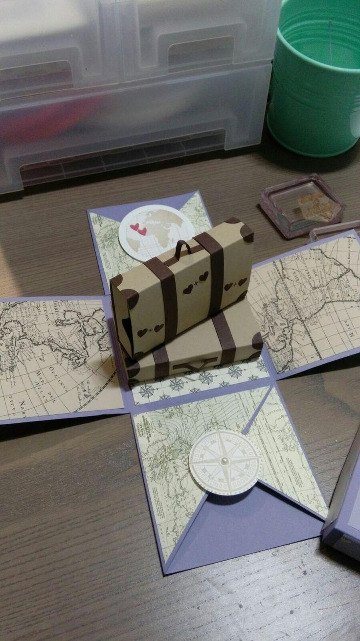 Hochzeitsreise :: Paper Art Design