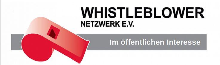 Veröffentlicht am 27. Januar 2017 von Annegret Falter Berlin, 27.01.2017 – Das Whistleblower-Netzwerk fordert die Bundesregierung auf, noch vor dem Ende der Legislaturperiode für einen wirksamen Schutz von Whistleblowern in Deutschland zu sorgen. Statt weiter lesen