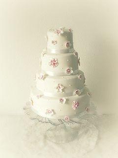 Bruidstaart by Alma Streefkerk, via Flickr