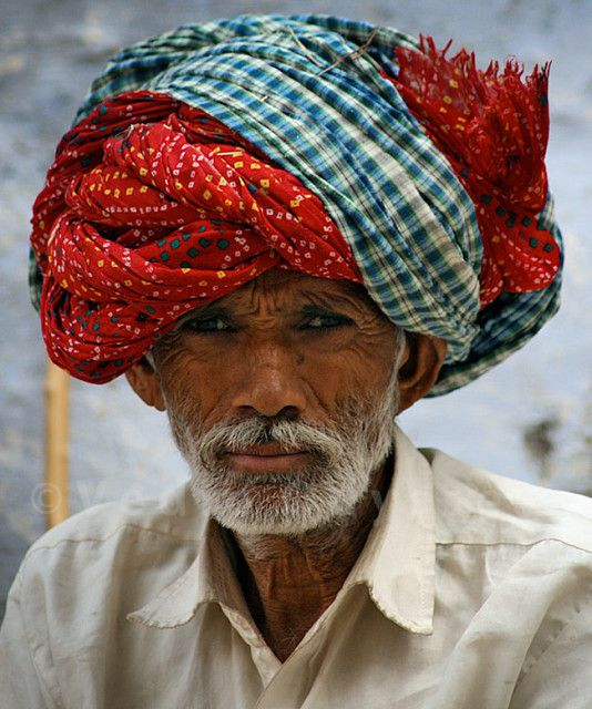 men with turban (Pagri or Paag)