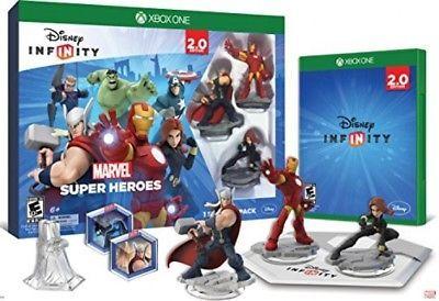 Marvel Video Game Starter Pack, Xbox One Accessory Superhero Kids Avengers NEW: $67.57 End Date: Thursday Apr-12-2018 6:19:18 PDT Buy It…