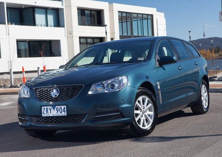 Holden VF Commodore Sportwagon Stronger, Smarter, Safer
