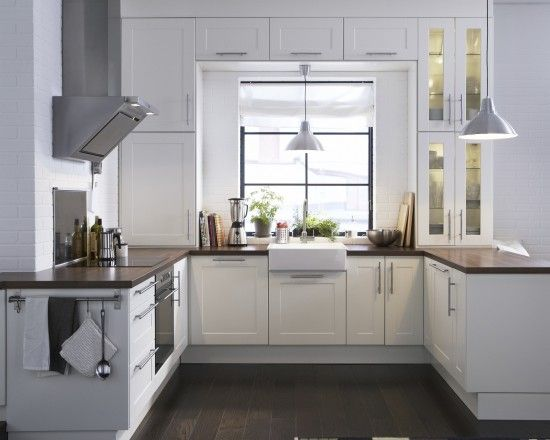 Modern White Kitchens Ikea magnificent 60+ small kitchen ideas ikea inspiration design of