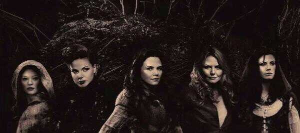 The Ladies of Once Upon a Time