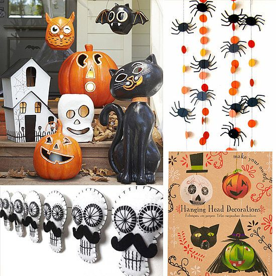 12 cute kid friendly halloween decorations