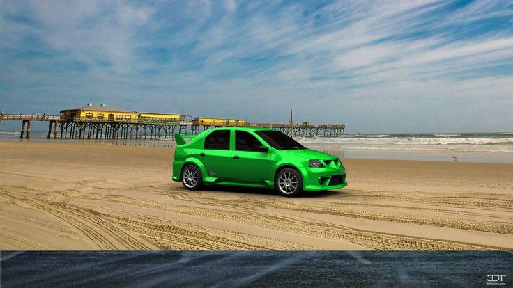 Checkout my tuning #Renault #Logan 2007 at 3DTuning #3dtuning #tuning