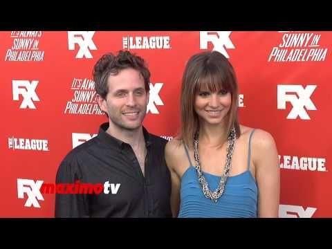 "Glenn Howerton and Jill Latiano FXX ""It's Always Sunny in Philadelphia"" ..."