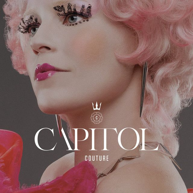 """""""Capitol Couture"""" is a fashion line based on the unique and flamboyant fashion in The Hunger Games universe created by the film series' costume designer Tr"""