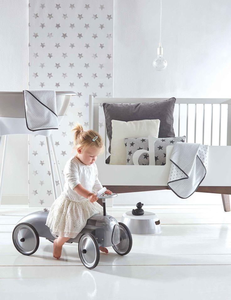 LUMA Sparkling Silver collection baby design
